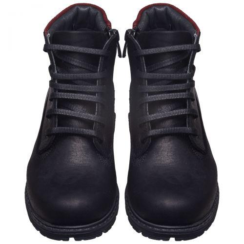 Зимние ботинки для мальчиков 629 | Детская обувь 20,8 см оптом и дропшиппинг