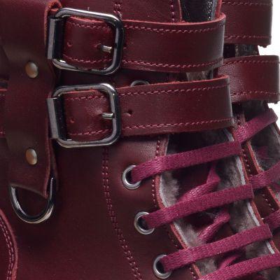 Зимние ботинки для девочек 630 | фото 3