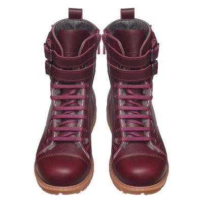 Зимние ботинки для девочек 630 | фото 2
