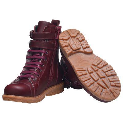 Зимние ботинки для девочек 630 | фото 4