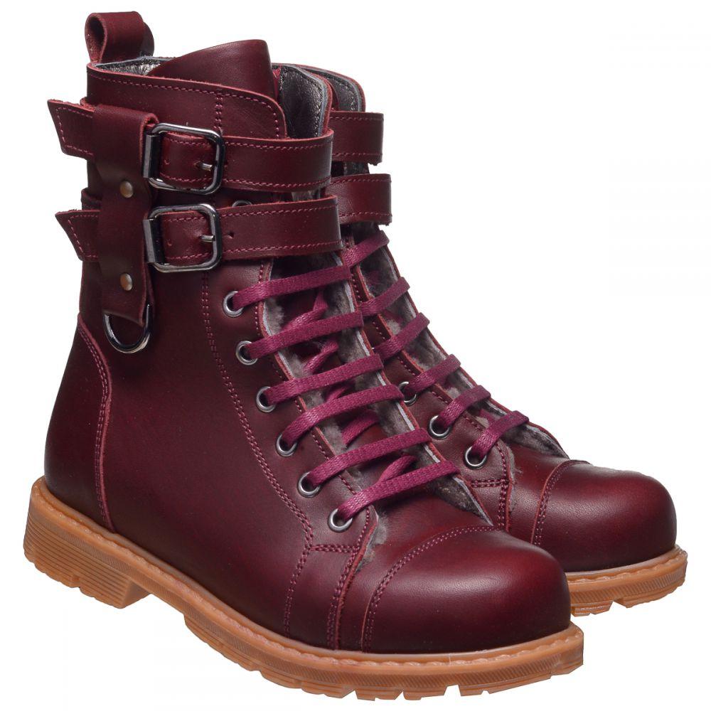 ea55cddf8 Зимние ботинки для девочек 630: купить детскую обувь онлайн, цена ...