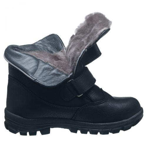 Зимние ботинки для мальчиков 633 | Детская обувь 23,1 см оптом и дропшиппинг