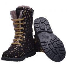 Зимние ботинки для девочек 634