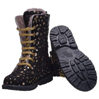 Зимние ботинки для девочек 634 | фото 4