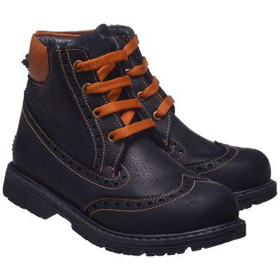 Зимние ботинки для мальчиков 636