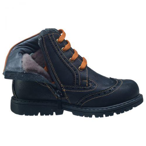 Зимние ботинки для мальчиков 636 | Детская обувь 13,7 см оптом и дропшиппинг