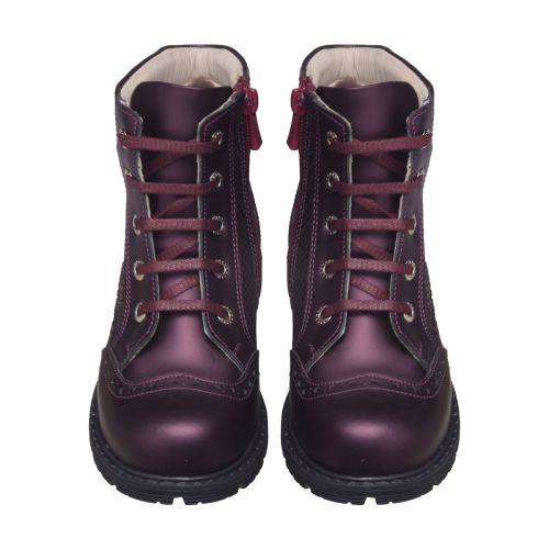 Зимние сапоги для девочек 637 | Детская обувь оптом и дропшиппинг