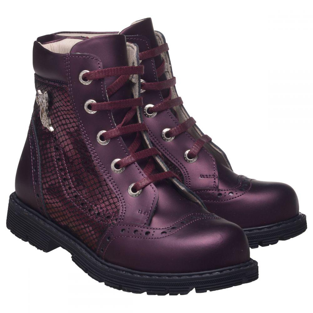 Зимові чоботи для дівчаток 637  купити дитяче взуття онлайн 4e15d19cb6299