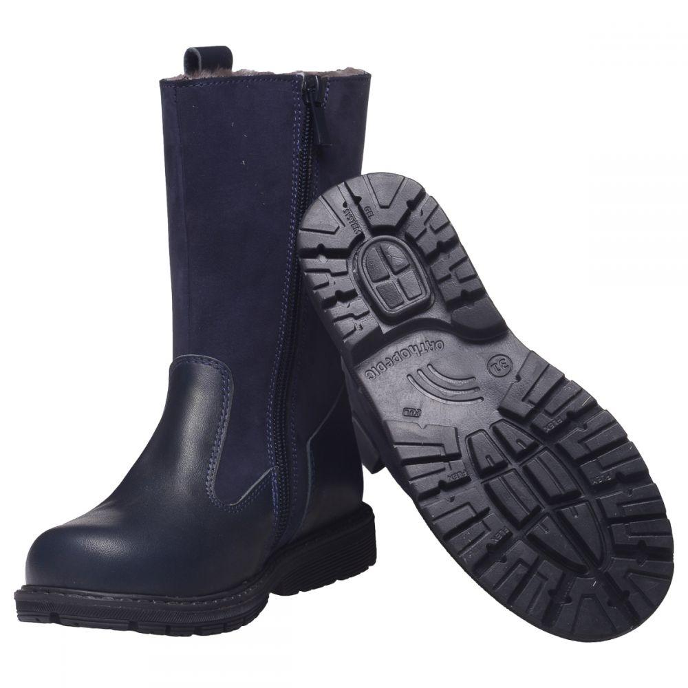 49ddb0f07f60fa Зимові чоботи для дівчаток 638: купити дитяче взуття онлайн, ціна 1 ...