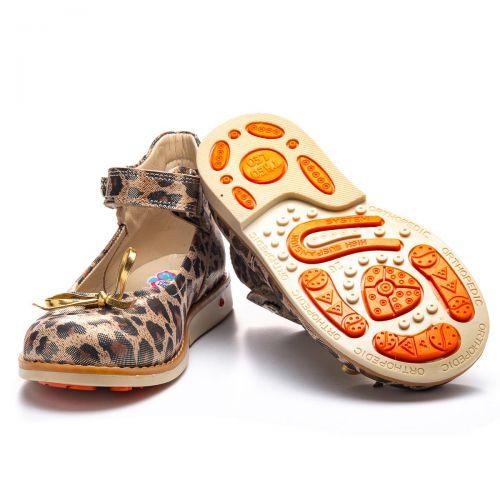 Туфли для девочек 645 | Детские туфли оптом и дропшиппинг
