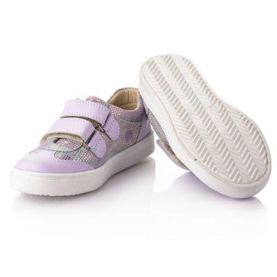 Кроссовки для девочек 646 | фото 4