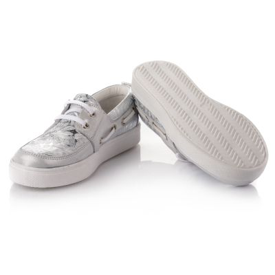 Кроссовки для девочек 648 | фото 4