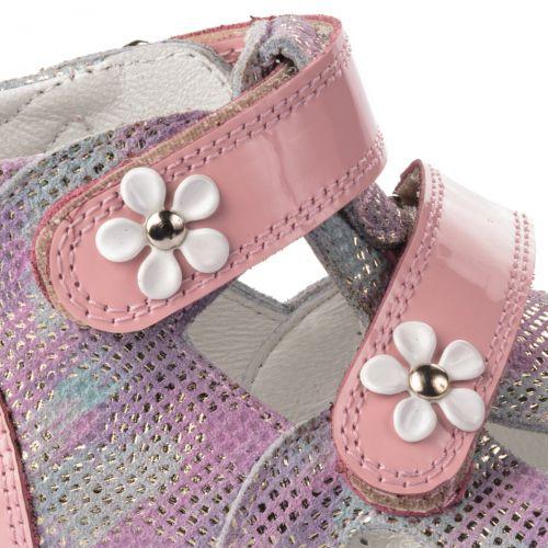Босоножки для девочек 649 | Детская обувь 18,1 см оптом и дропшиппинг
