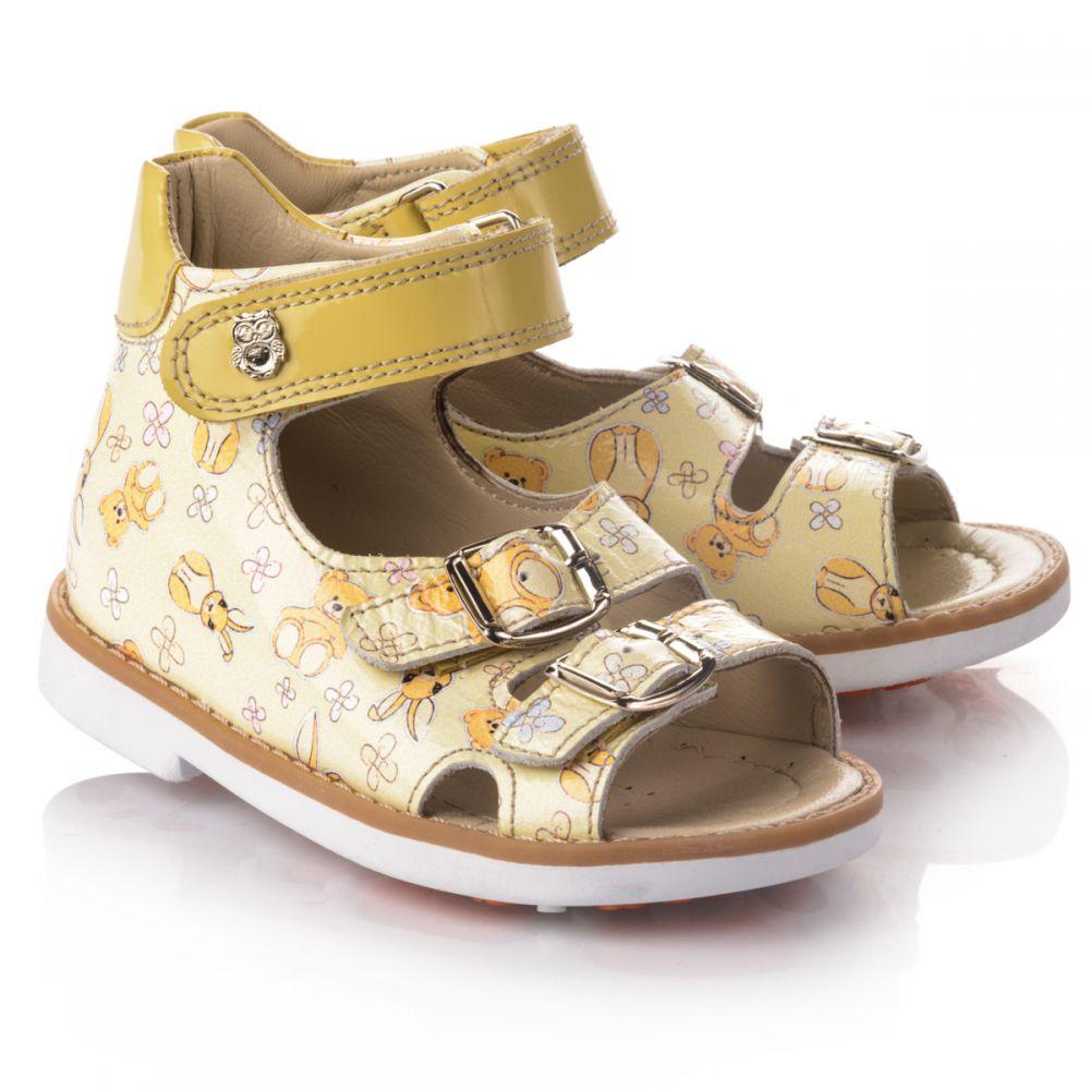 bcf6c8f32 Босоніжки для дівчаток 651: купити дитяче взуття онлайн, ціна 1 160 ...