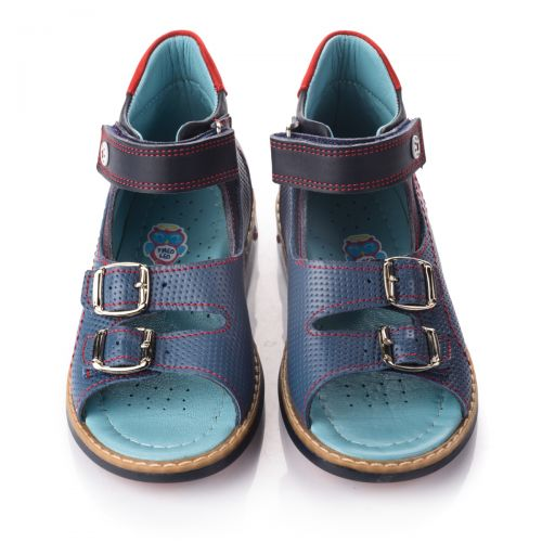 Босоножки для мальчиков 657 | Детская обувь оптом и дропшиппинг