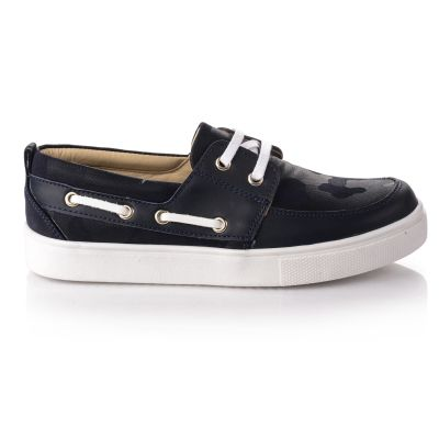 Мокасины для мальчиков 658 | Детская обувь 35 размер 20,8 см