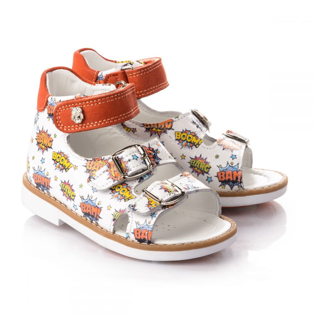 70901924e Босоножки для девочек 659 | Интернет-магазин детской обуви Theo leo