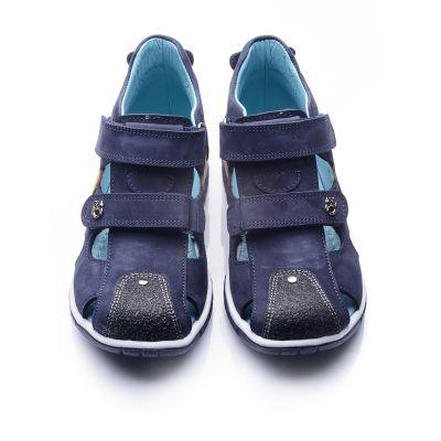 Босоножки для мальчиков 675 | Интернет-магазин детской обуви Theo leo