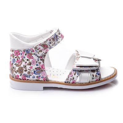 Босоножки для девочек 677 | Белая обувь для девочек, для мальчиков 7 лет