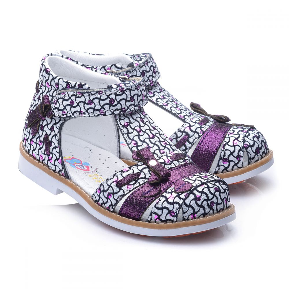 Босоніжки для дівчаток 679  купити дитяче взуття онлайн 4cb2ba1ffa8ad