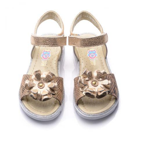 Сандали для девочек 680   Детская обувь 19,9 см оптом и дропшиппинг