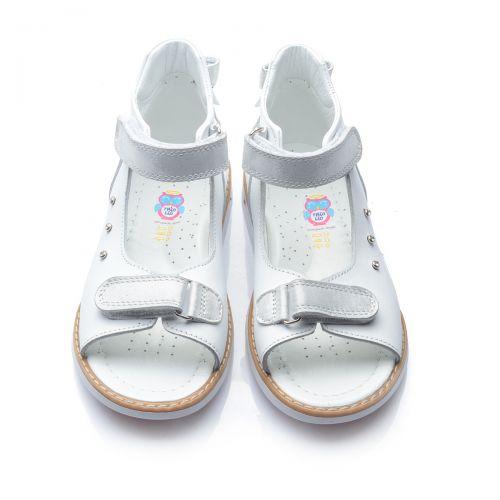 Босоножки для девочек 697 | Детская обувь 18 см оптом и дропшиппинг