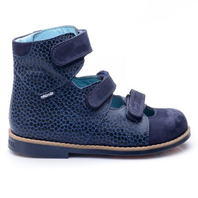 Ортопедические босоножки для мальчиков 699 | Новинки детской обуви 19 см