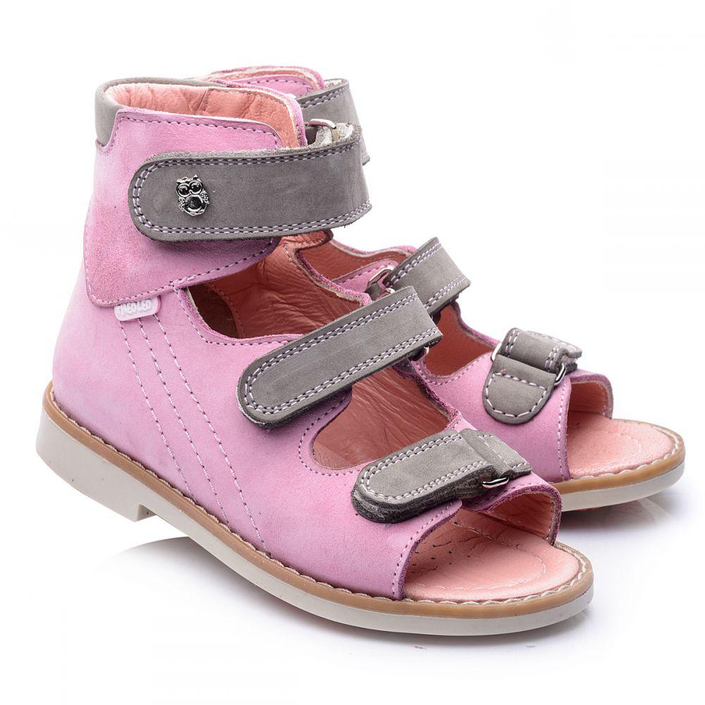 Ортопедичні босоніжки для дівчаток 702  купити дитяче взуття онлайн ... a185dcdc8e590