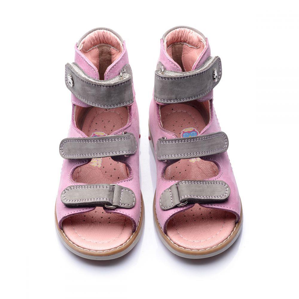 Ортопедичні босоніжки для дівчаток 702  купити дитяче взуття онлайн ... 4b264a98c8ed4