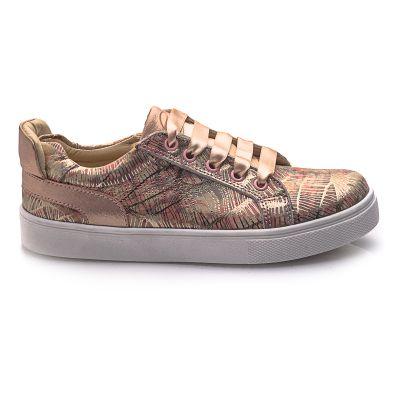 Кроссовки для девочек 710 | Распродажа кожаной детской обуви