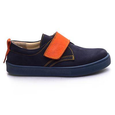 Мокасины для мальчиков 711 | Детская обувь 35 размер 20,8 см