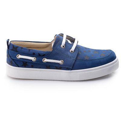 Мокасины для мальчиков 712 | Детская обувь 35 размер 20,8 см