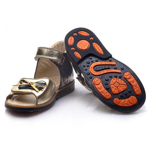 Босоножки для девочек 713   Детская обувь 17,3 см оптом и дропшиппинг