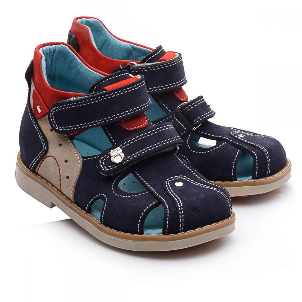 e7dc8f39b Босоніжки для хлопчиків 716: купити дитяче взуття онлайн, ціна 1 160 ...