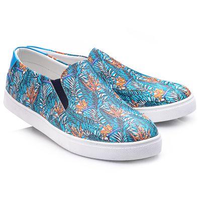Слипоны для девочек 717 | Интернет-магазин детской обуви Theo leo