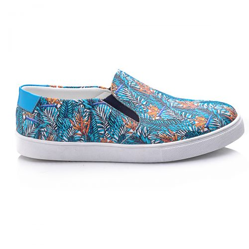 Слипоны для девочек 717 | Детская обувь 24,9 см оптом и дропшиппинг