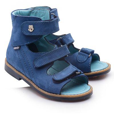 Ортопедические босоножки 718 | Интернет-магазин детской обуви Theo leo