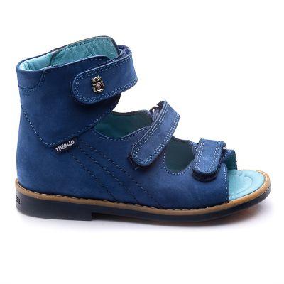 Ортопедические босоножки 718 | Новинки детской обуви 19 см