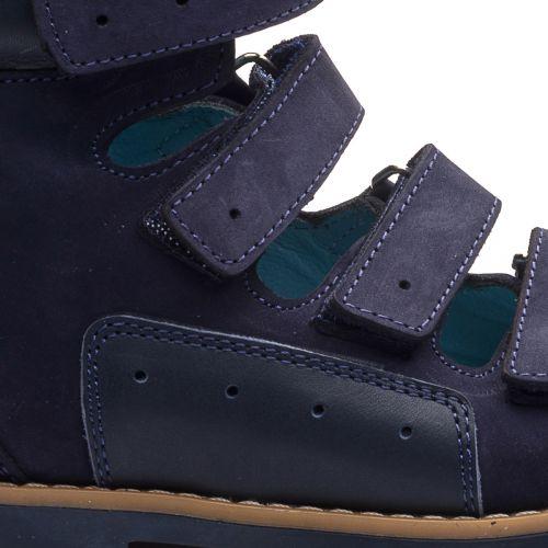 Ортопедические босоножки для мальчиков 719 | Детская обувь 14,6 см оптом и дропшиппинг