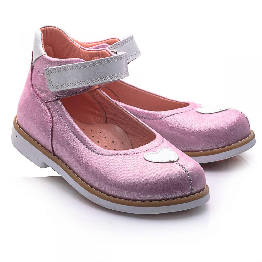 3fe079288 Туфли для девочек 722: купить детскую обувь онлайн, цена 1250 грн ...