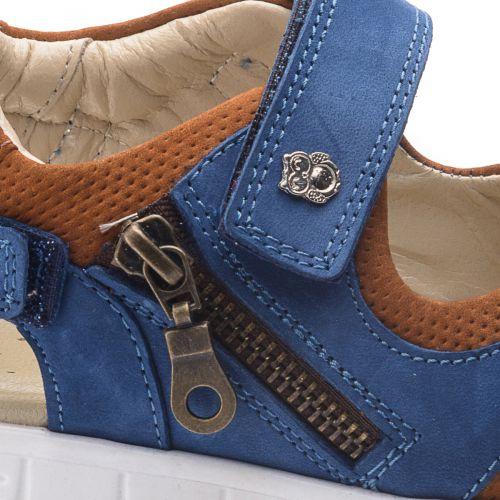 Босоножки для мальчиков 723 | Детская обувь 19,6 см оптом и дропшиппинг