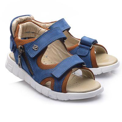 Босоножки для мальчиков 723 | Интернет-магазин детской обуви Theo leo
