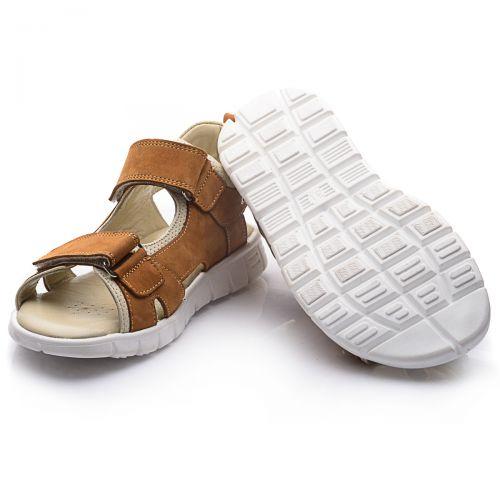 Босоножки для мальчиков 724 | Детская обувь 21,6 см оптом и дропшиппинг