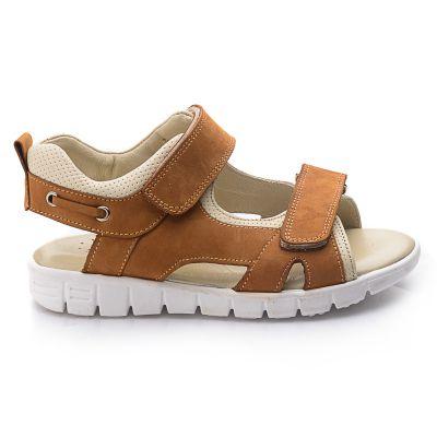 Босоножки для мальчиков 724 | Бежевая обувь для девочек, для мальчиков 9 лет