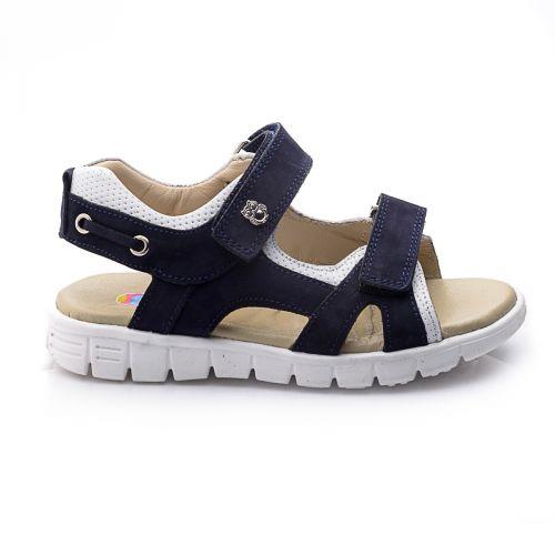 Босоножки для мальчиков 725 | Детская обувь 21,6 см оптом и дропшиппинг