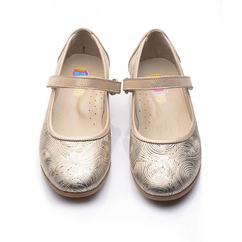 Туфли для девочек 727 | Детская обувь 18,3 см оптом и дропшиппинг