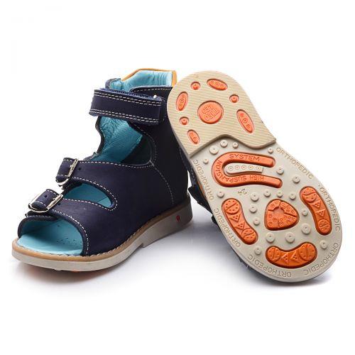 Ортопедические босоножки для мальчиков 728 | Высокая детская обувь оптом и дропшиппинг
