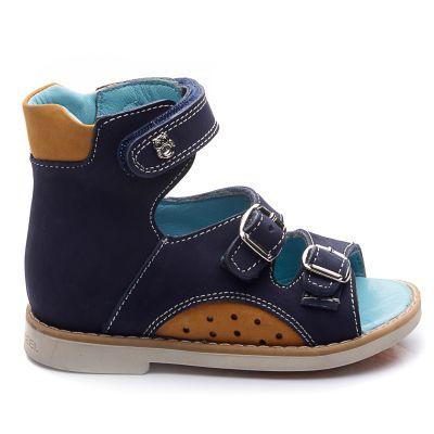 Ортопедические босоножки для мальчиков 728 | Новинки летней детской обуви