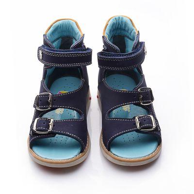 Ортопедические босоножки для мальчиков 728 | Интернет-магазин детской обуви Theo leo