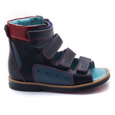 Ортопедические босоножки для мальчиков 735 | Новинки детской обуви 17,3 см